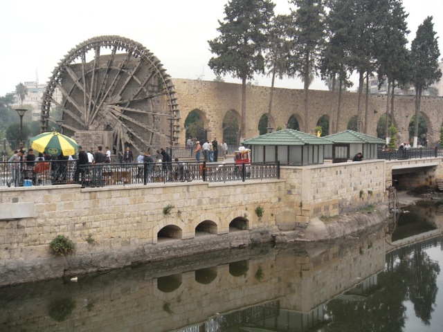 hama water wheels essay This article is about the machine for converting energy of flowing or falling water for paddle wheels  the norias of hama  essay/audio clip glossary of water.