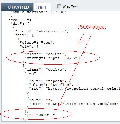 Json Object Example Image Collections Example Cover Letter For Resume