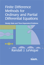 Randy LeVeque -- Finite Difference Methods for ODEs and PDEs